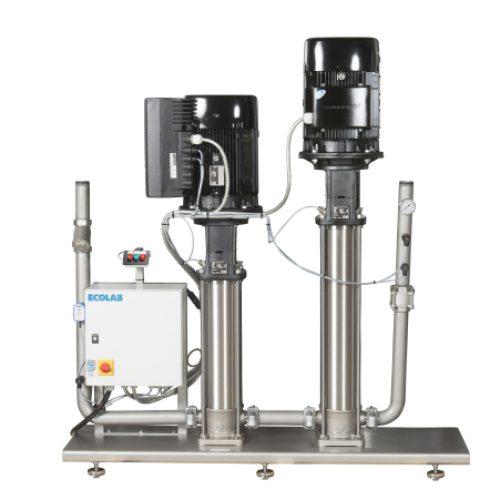 booster-medium-pressure, ecolab